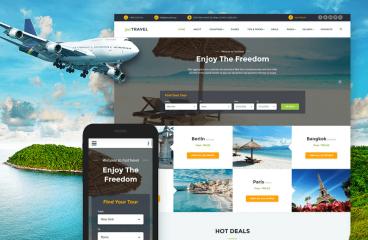 Thiết kế web du lịch để thu hút du khách