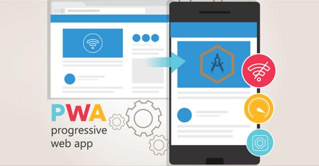 website thành một web app