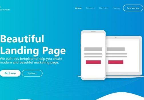 Landing page là gì? 7 lý do nên sử dụng landing page trong kinh doanh online