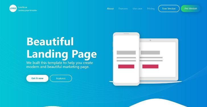 Landing page là gì? 7 lý do nên sử dụng chúng trong kinh doanh online