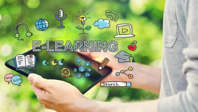 trang website học online chuyên nghiệp