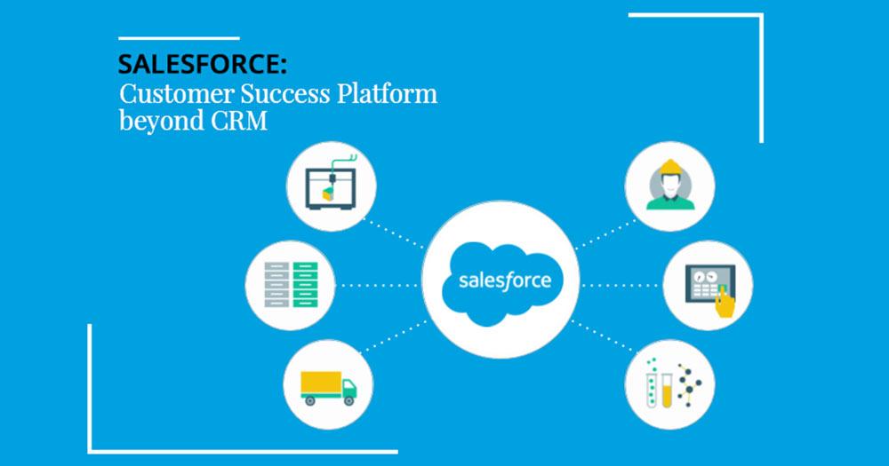 Phần mềm Salesforce có giao diện dễ sử dụng