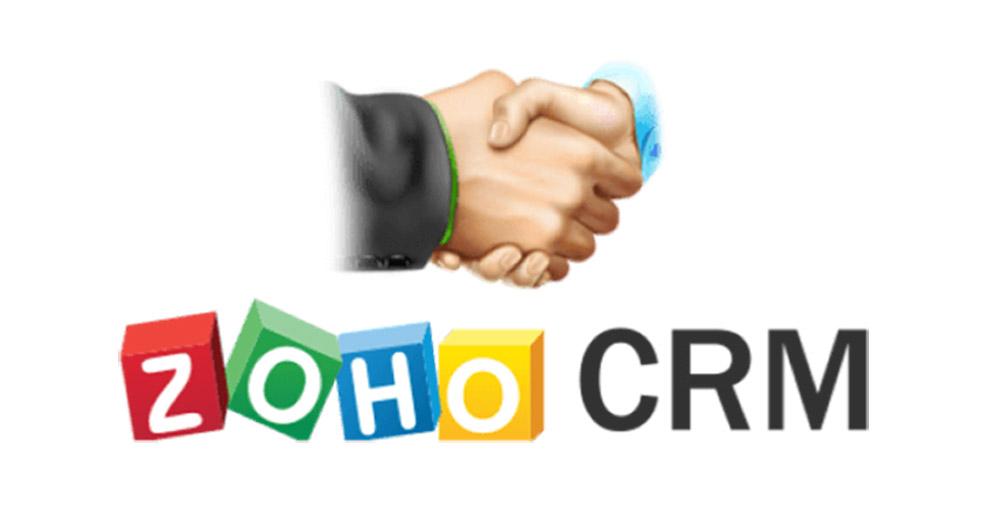 Phần mềm quản lý ZoHo CRM