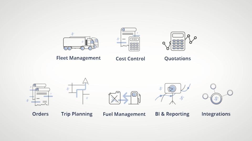 Lợi ích khi áp dụng phần mềm quản lý vận tải